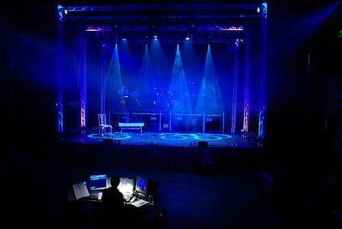 Home Design Ideas: Stage Lighting Design Theatre