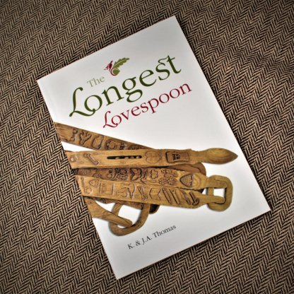 The Longest Lovespoon Book