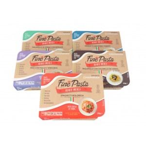 Gama completa de productos Fine Pasta Ready Meals