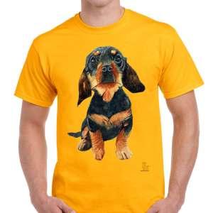 Camiseta 100% Algodón Hombre