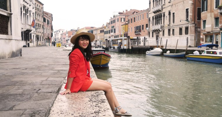 Venice, Italy Outfit Inspiration