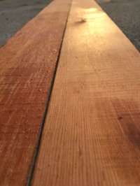 Vertical Grain Douglas Fir Flooring