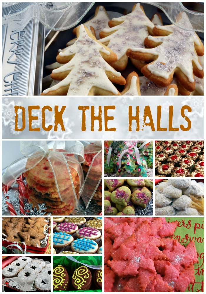 Deck the Halls Cookie Collection | LunaCafe