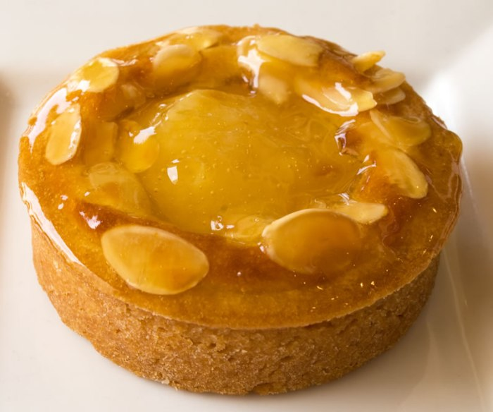 Scratch Pastries Pear Almond Tart