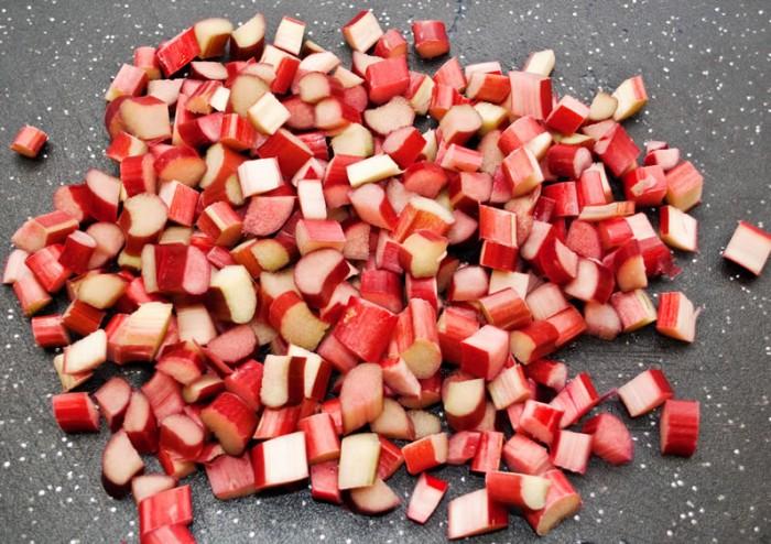 Rhubarb & Tangelo Marmellata | LunaCafe