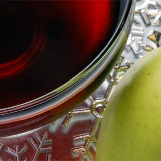 Spiced Apple Cider Caramel Sauce | LunaCafe