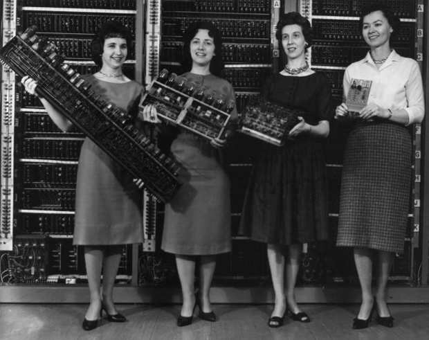 Meet the original 'computors' …