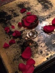 Rose et L'amour