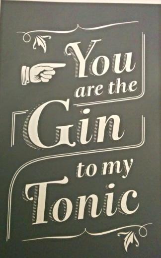 It's Gin O'Clock