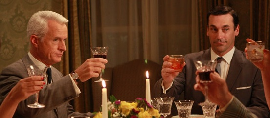 Raise a Glass to Mad Men