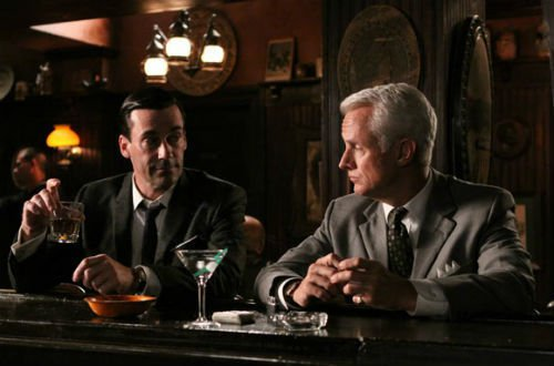 Mad Men and the Martini