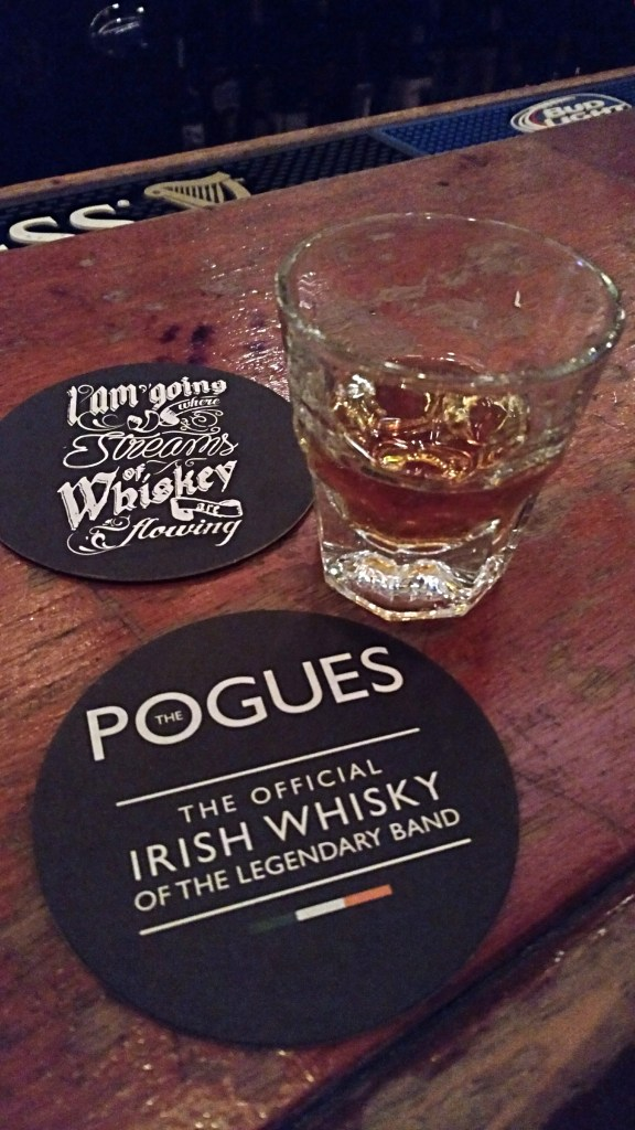 Pogues bar