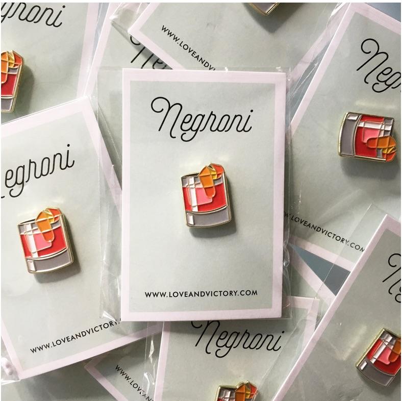 Negroni Pin