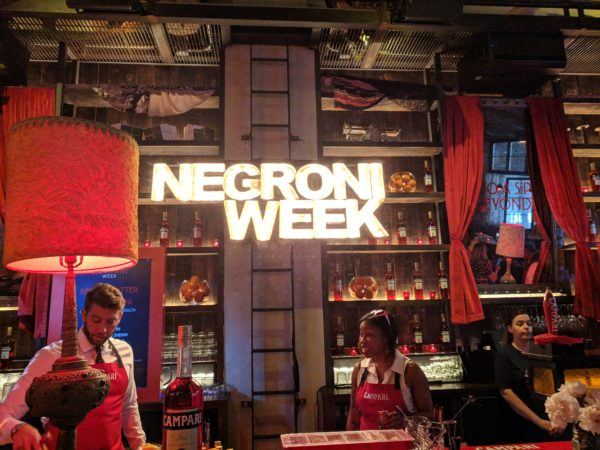 It's Negroni Week!