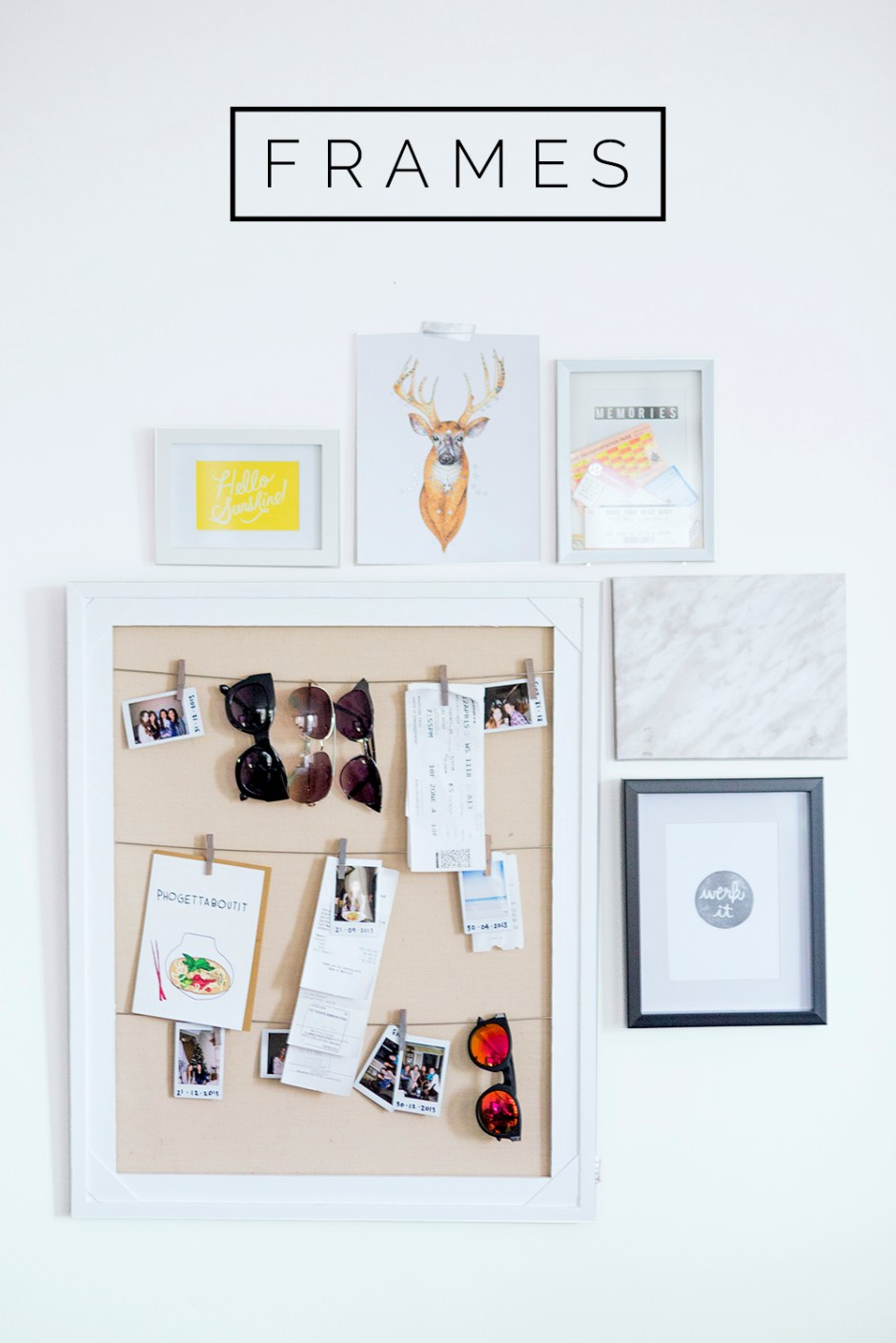 Temporary Decorating Solutions For Temporary Spaces
