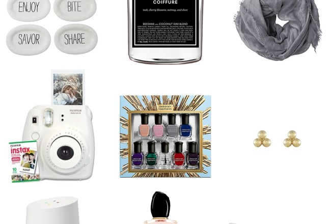 Last Minute Holiday 2017 Gift Guide: For Her