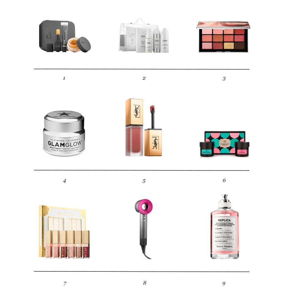 Holiday 2018 Gift Guide: For The Beauty Addict