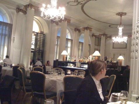 Hilton London Waldorf - Restaurant