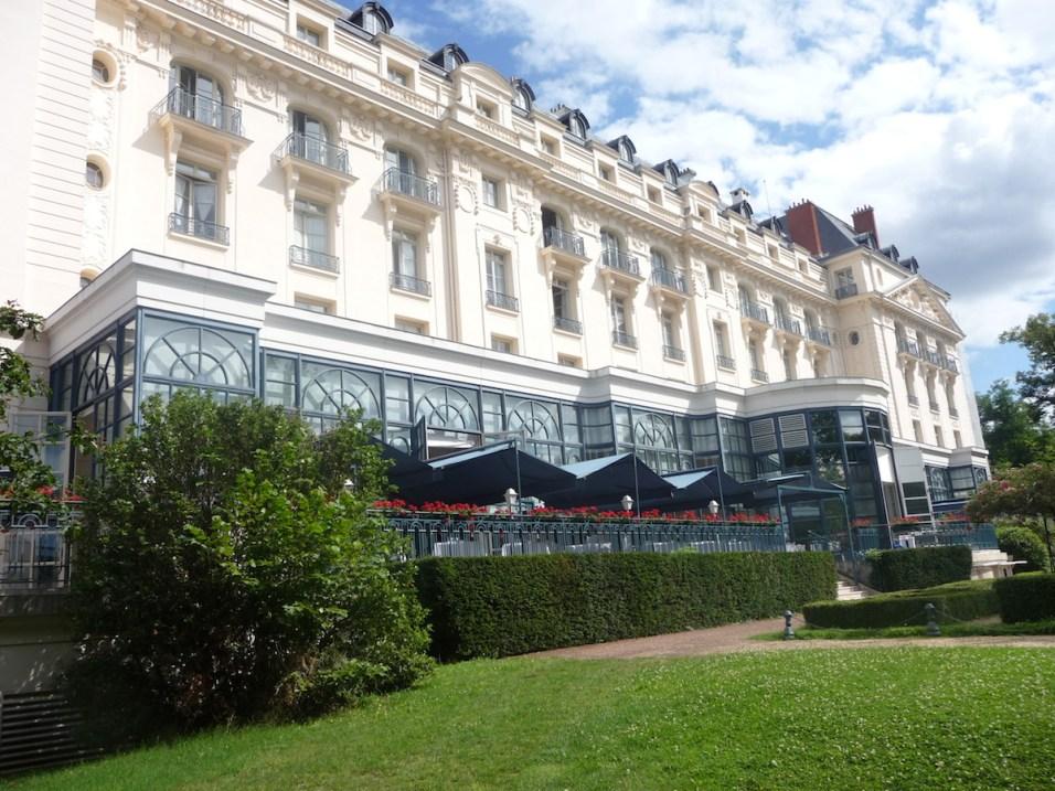 Trianon Palace Versailles - Facade