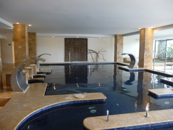 Insotel Fenicia Prestige - Spa indoor pool