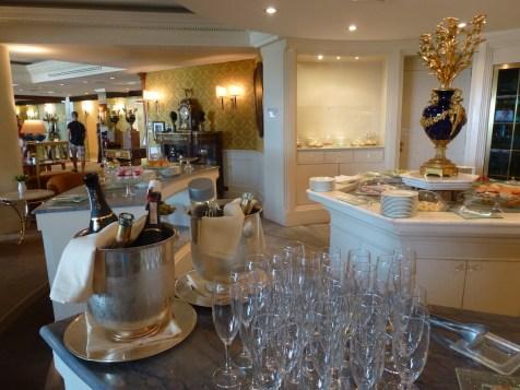 Rome Cavalieri - Executive lounge