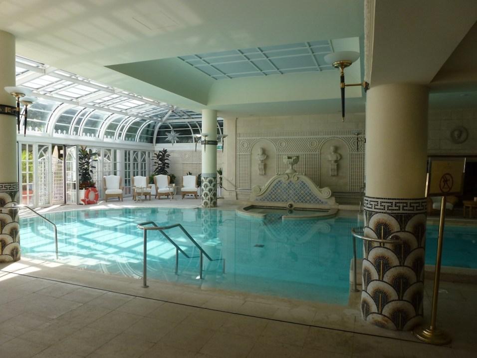 Rome Cavalieri - Indoor pool
