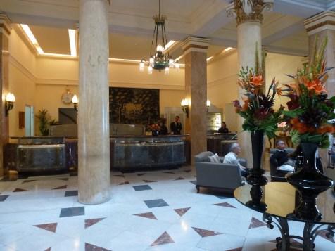 Beau-Rivage Palace - Reception