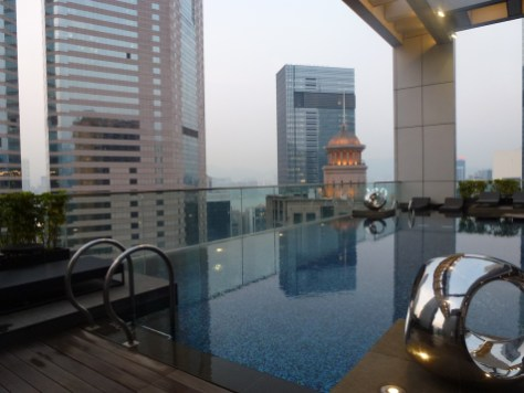 Crowne Plaza Hong-Kong - Pool