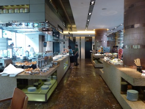 Crowne Plaza Hong-Kong - Breakfast