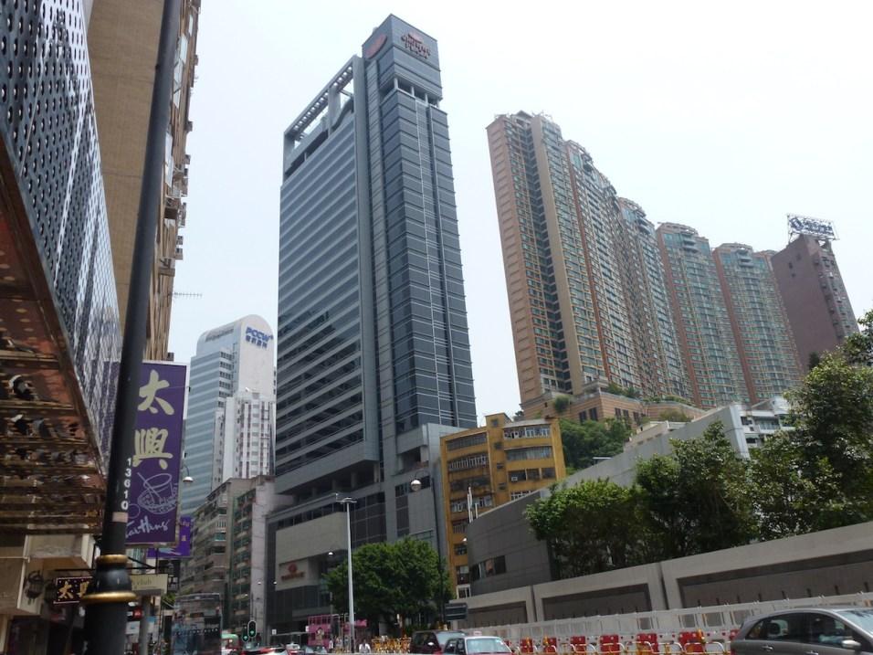 Crowne Plaza Hong-Kong - Building