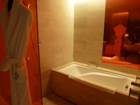 W Taipei - Wonderful Room bathroom