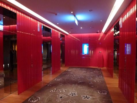 W Taipei - Corridors