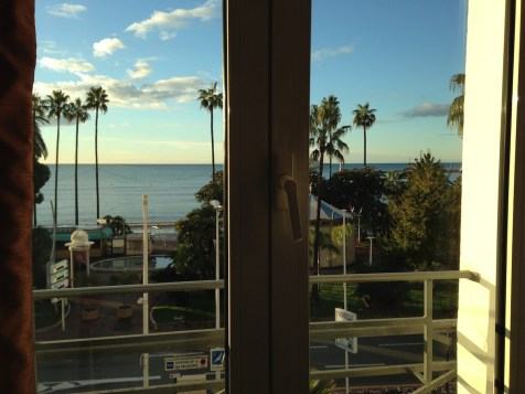 Majestic Barriere Cannes - Superior Room Sea View