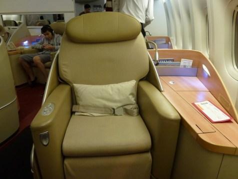Air France First Class B777