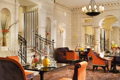 Grand Hotel Bordeaux - Foyer