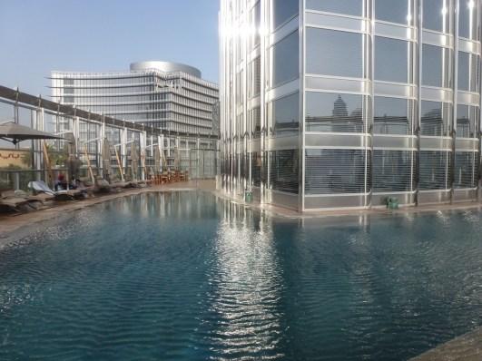 Armani Dubai - Pool