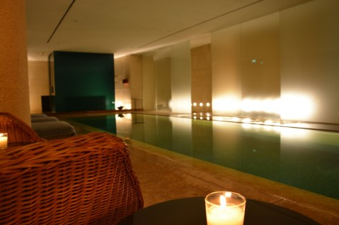 Bulgari Milan - Spa relaxation