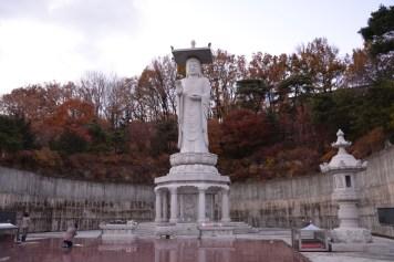 Buddha at Bongeunsa