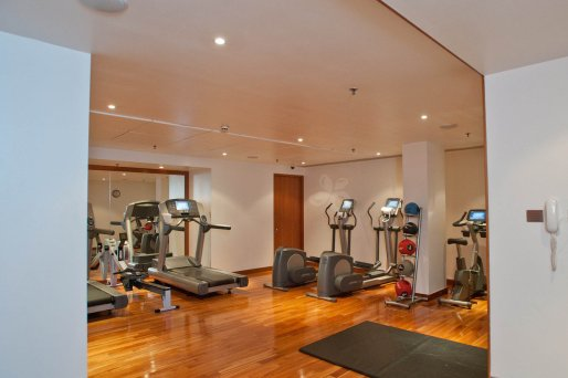 Metropolitan London fitness center