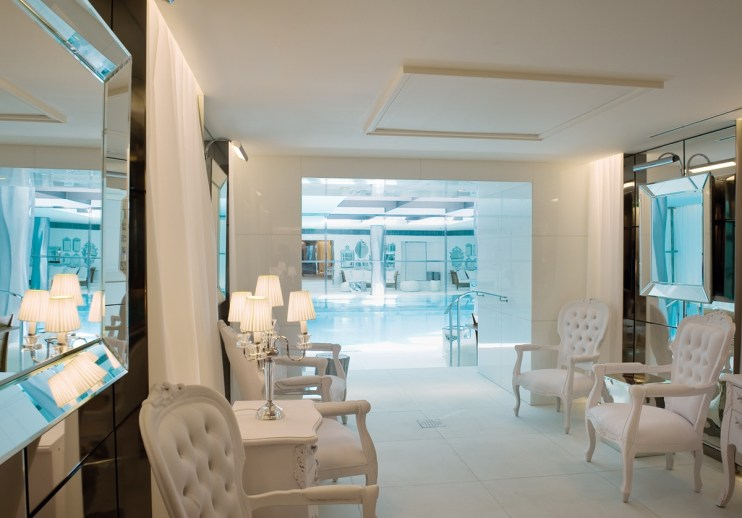 Royal Monceau Spa by Clarins - Lounge