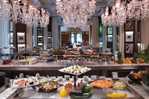 Le Royal Monceau - Brunch at La Cuisine restaurant