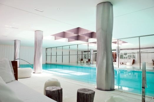 Royal Monceau Spa by Clarins - Main pool
