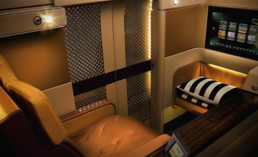 Etihad Airways Diamond First Class - Mini Suite