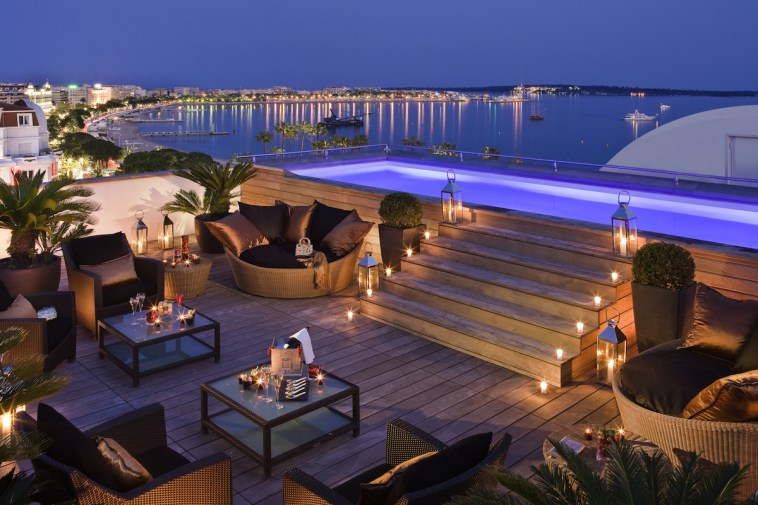 Majestic Barriere Cannes - Penthouse Suite