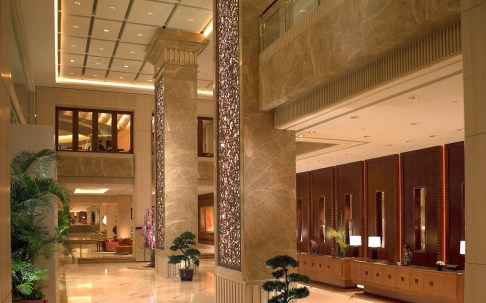 Pudong Shangri-La - Grand Tower Lobby