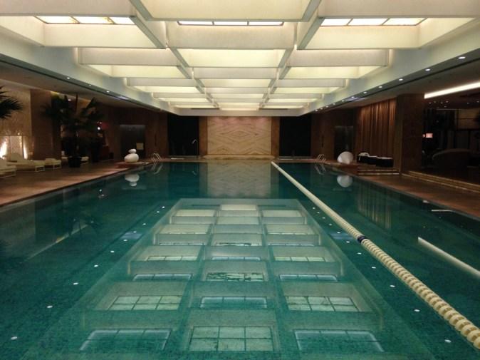 Mandarin Oriental Shanghai - Pool