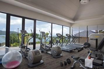 Raffles Praslin - Fitness center
