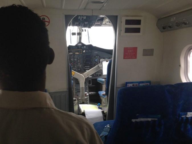 Seychelles - Domestic flight