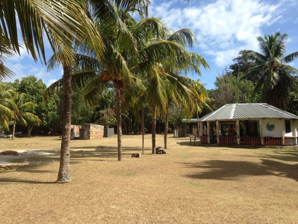 Seychelles - Giant tortoises ranch