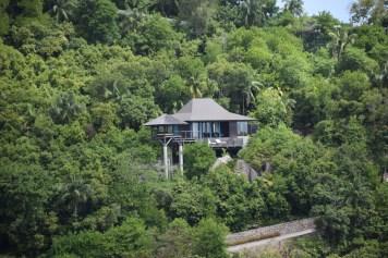 Seychelles - Four Seasons Seychelles hilltop villa